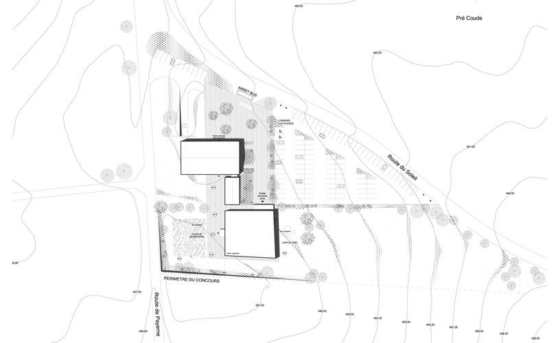 Kinder Garden: Ursa Major, Primary School And Kindergarten In Rueyeres