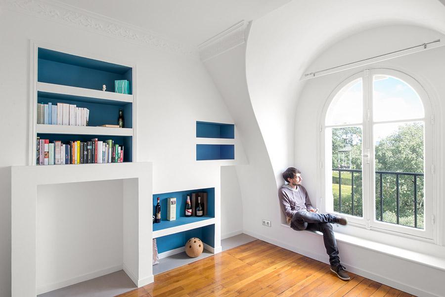 Living room Photo © Alexandra De Cossette (http://alexandradecossette.com)